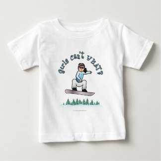 T-shirt Pour Bébé Surfeur léger