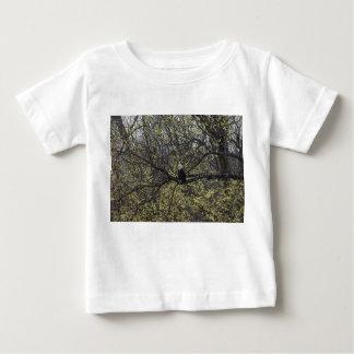 T-shirt Pour Bébé Surveillance d'Eagle Painterly