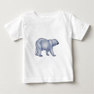 T-shirt Pour Bébé Survivant arctique