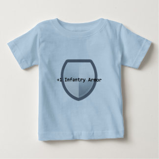 T-shirt Pour Bébé +T-shirts de 1 bébé d'armure