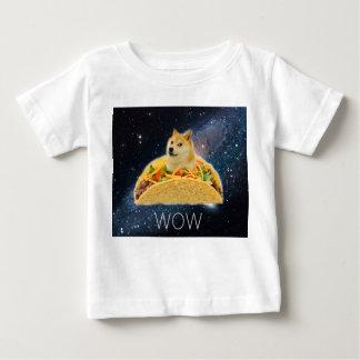 T-shirt Pour Bébé Taco de doge - doge chien-mignon de
