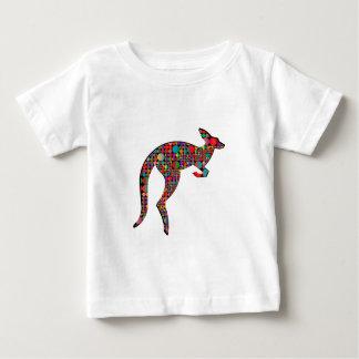 T-shirt Pour Bébé Tailles de kangourou
