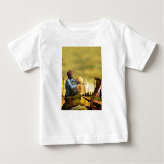 T-shirt Pour Bébé Taj Mahal