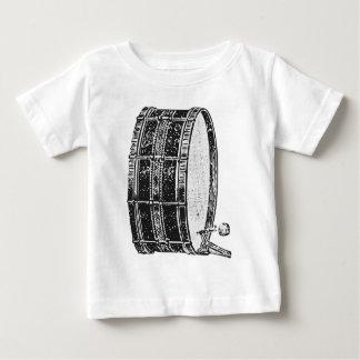T-shirt Pour Bébé Tambour bas