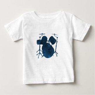 T-shirt Pour Bébé Tambours