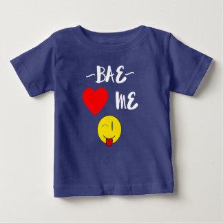 T-shirt Pour Bébé Tante Loves Me - tante Baby Gift de BAE