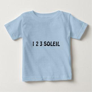 T-shirt Pour Bébé Tee shirt bébé bleu ciel 24 mois