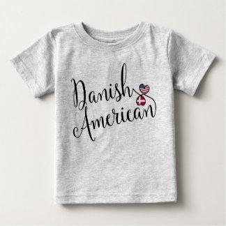 T-shirt Pour Bébé Tee - shirt danois de coeurs d'Entwinted