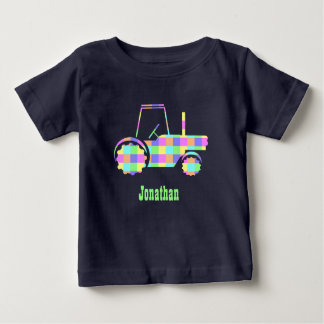 T-shirt Pour Bébé Tee - shirt fait sur commande en pastel de