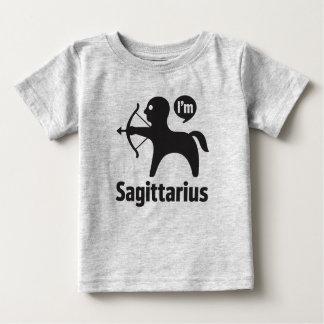 T-shirt Pour Bébé Tee - shirt-Sagittaire de bébé de zodiaque