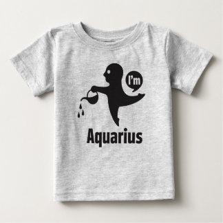 T-shirt Pour Bébé Tee - shirt-Verseau de bébé de zodiaque