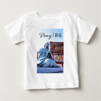 T-shirt Pour Bébé Temple à Tokyo, Japon