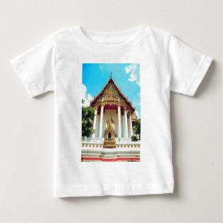 T-shirt Pour Bébé Temple de la Thaïlande