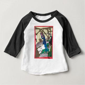 T-shirt Pour Bébé Temps d'oscillation