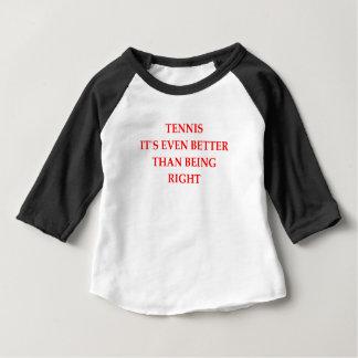 T-SHIRT POUR BÉBÉ TENNIS