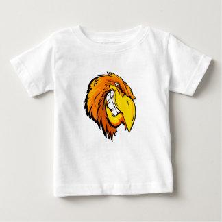 T-shirt Pour Bébé tête d'aigle