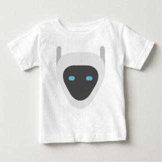 T-shirt Pour Bébé Tête de robot