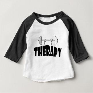 T-shirt Pour Bébé thérapie