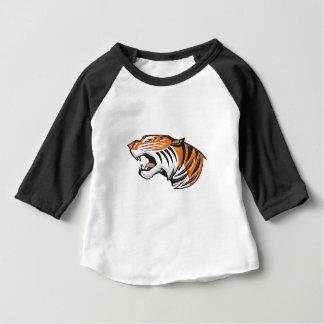 T-shirt Pour Bébé tiger3