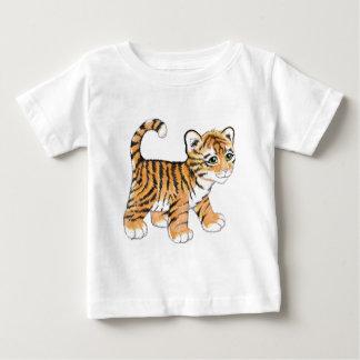 T-shirt Pour Bébé Tigre CUB