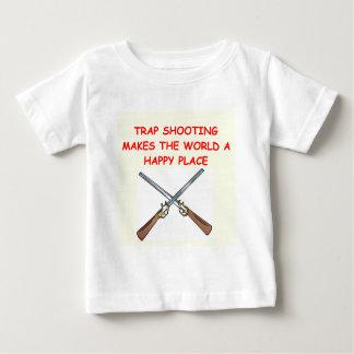 T-shirt Pour Bébé tir de piège