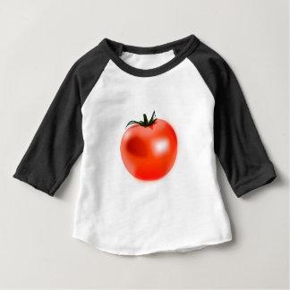 T-shirt Pour Bébé Tomate