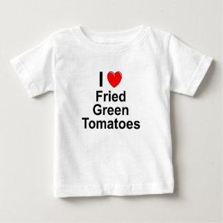 T-shirt Pour Bébé Tomates vertes frites