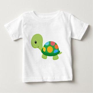 T-shirt Pour Bébé Tortue