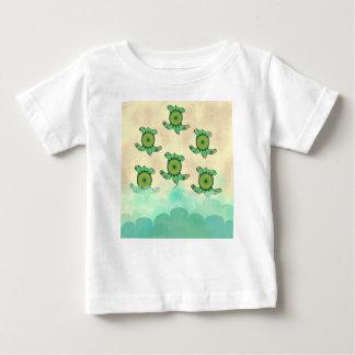T-shirt Pour Bébé Tortues de bébé