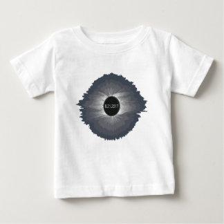 T-shirt Pour Bébé Total-Solar-Eclipse9