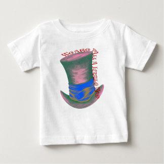 T-shirt Pour Bébé Tout le fou