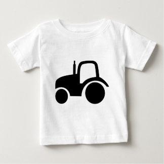 T-shirt Pour Bébé Tracteur