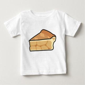 T-shirt Pour Bébé Tranche de tarte aux pommes
