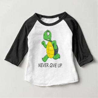 T-shirt Pour Bébé turtle3 fonctionnant
