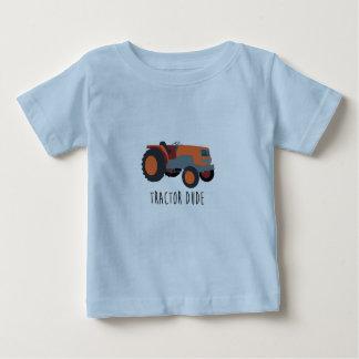 T-shirt Pour Bébé Type de tracteur