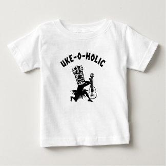T-shirt Pour Bébé Uke-O-Holi