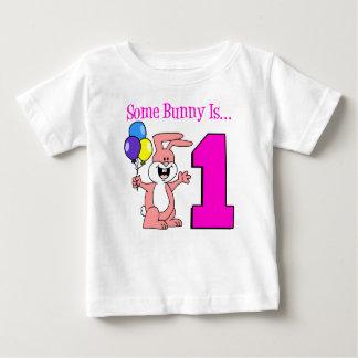 T-shirt Pour Bébé Un certain lapin est un