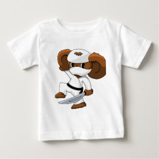 T-shirt Pour Bébé Un cheburashka drôle mignon de bande dessinée