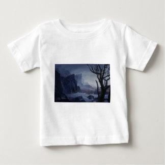 T-shirt Pour Bébé Un endroit à cacher