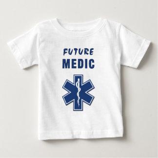 T-shirt Pour Bébé Un futur médecin