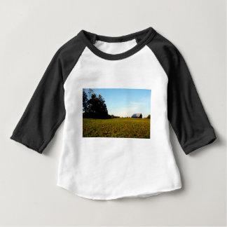 T-shirt Pour Bébé Un jour à la ferme