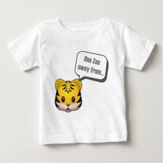 T-shirt Pour Bébé un zoo à partir - d'Emoji