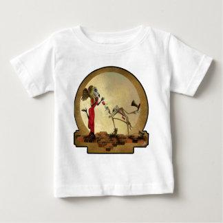 T-shirt Pour Bébé Une fleur pour m'lady
