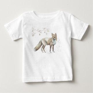 T-shirt Pour Bébé Une promenade XI de région boisée