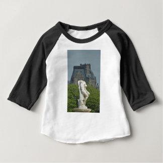 T-shirt Pour Bébé Une statue de marbre classique à Paris
