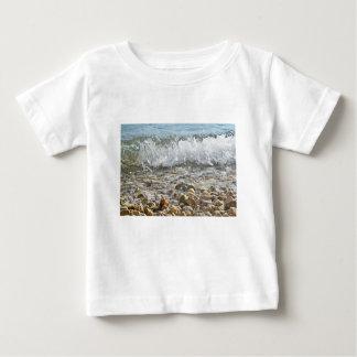 T-shirt Pour Bébé Vagues de mer