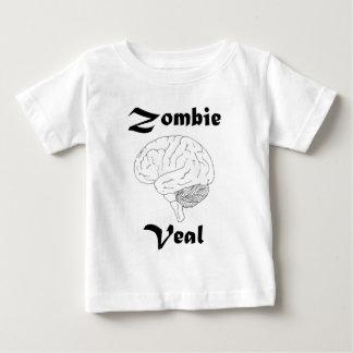 T-shirt Pour Bébé Veau de zombi