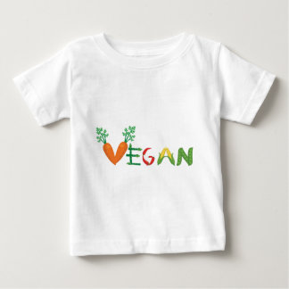 T-shirt Pour Bébé végétalien