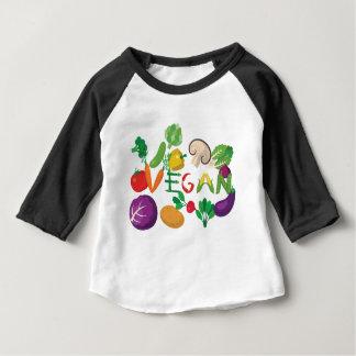 T-shirt Pour Bébé végétalien 2