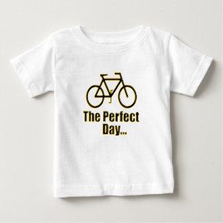 T-shirt Pour Bébé vélo populaire